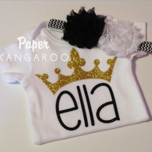 personalized princess crown top, personalized tiara top, princess shirt, princess top, tiara, crown