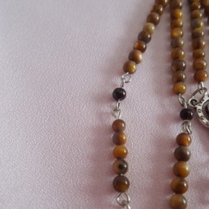 Mens Rosary Beads - Traveler