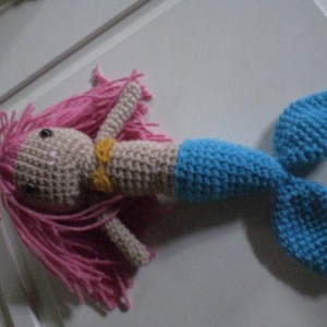 Custom Mermaid just for you FREE SHIPPING