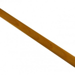 """18"""" Pick Up Stick, Weaving Sword, Shed Stick - Handcrafted From Red Oak"""