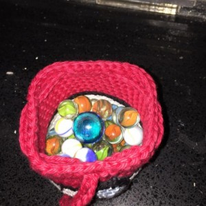 Pocket monster ball / draw string bag / coin purse / DND / dice / mini figures