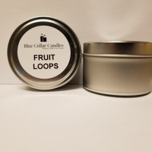 Fruit Loops Candle ™