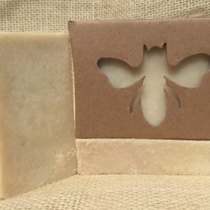 """Soap """"Ginger Patchouli""""  Smell like a CLEAN hippie!-2 pack!"""