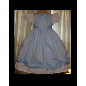 Baby Blue Cindy Inspired Princess dress-Size 12 Months to Girls size 8-Made to Order