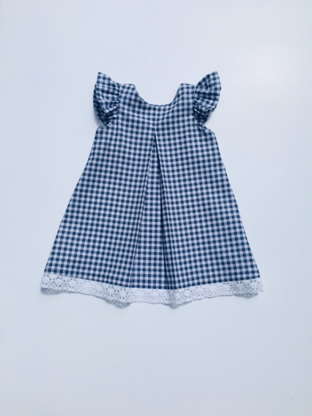 Little girls dress/shift dress/classic dress/traditional/timeless/vintage design