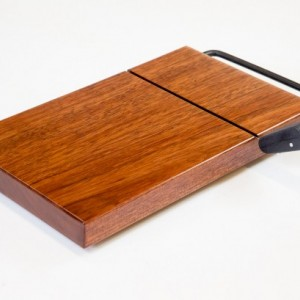Bubinga Cheese Slicer