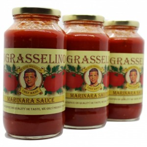 Marinara Sauce by INGRASSELINO PRODUCTS 3 pack