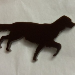Irish Setter charms, Irish setters, dog jewelry,laser cut