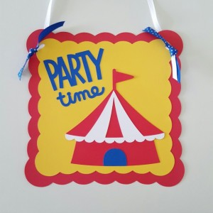 Circus Door Sign, Carnival Door Sign, Circus Birthday, Carnival Birthday, Circus Decorations, Carnival Decorations, Circus Party, Carnival