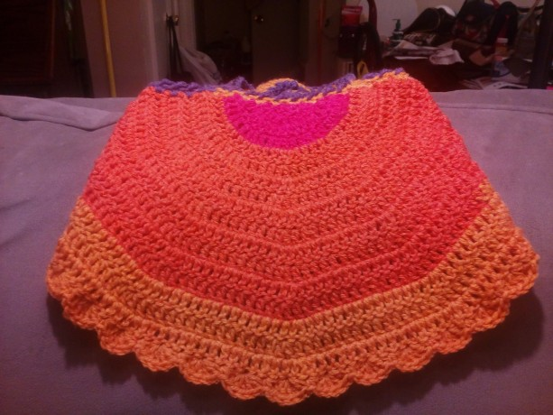 Jonna's Jumper Crochet Top