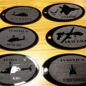 military keychains, MILITARY jewelry,helicopters, apache,