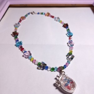 Beautiful Child's Butterfly Necklace