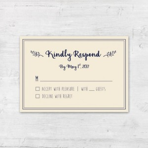 Navy and Coral Invites, Whimsical Invites, Preppy Wedding Invite Set, Elegant Wedding Invitation, Modern Wedding Invites, DIY Printables