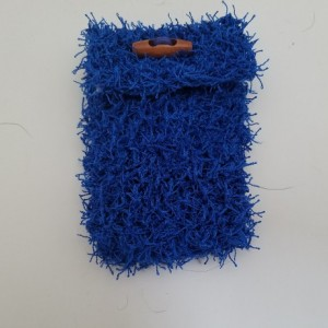 Scrubby Bar Soap Pouch