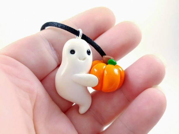Halloween Ghost Ornament