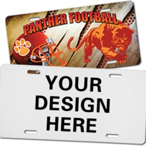 Personilized License plates