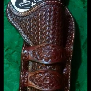 Mexican Loop Leather Holster
