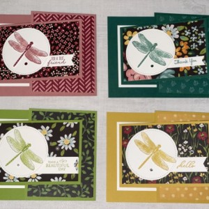 Greeting Cards - All Occasion Set of 4