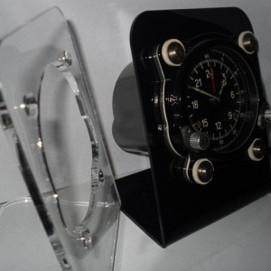 Aircraft clock stand,russian cockpit IFF