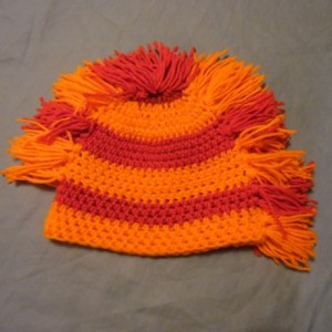 Made to order Mohawk hat