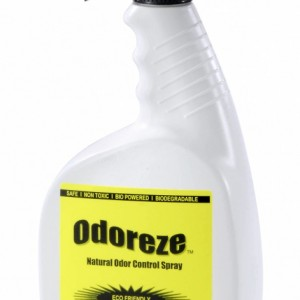 ODOREZE Natural All Purpose Deodorizer & Cleaner: 32 oz. Concentrate Makes 128 Gallons