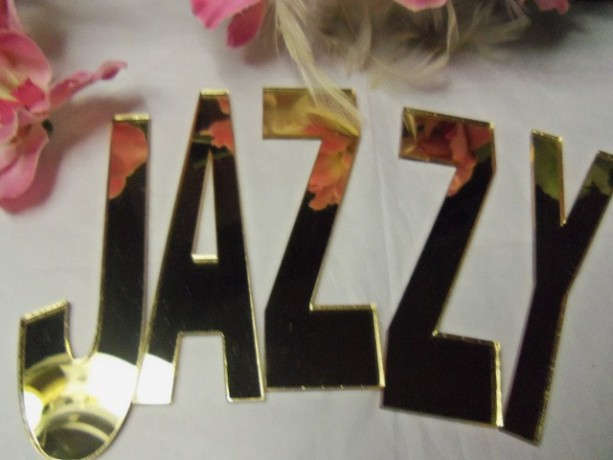 Initial letters,letters,JAZZY FONT,laser cut letters,snapback