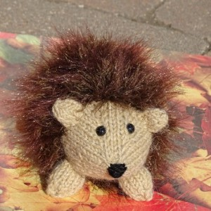 Hedgehog, Hand Knitted Toy, Knit Hedgehog, Stuffed Animal, Hedgie, Free Shipping