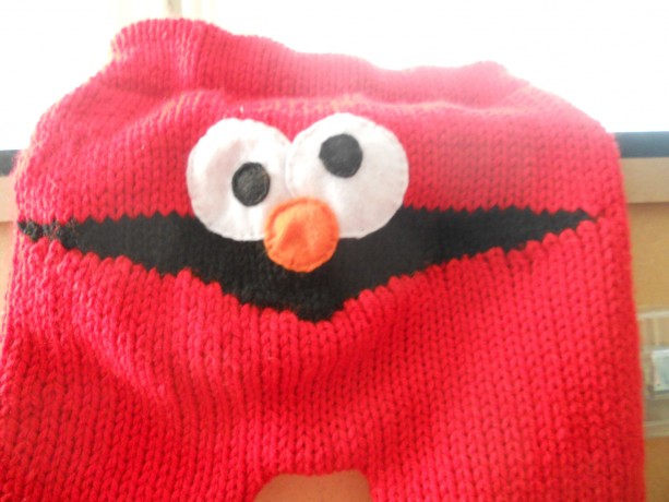 Elmo Knit Pants aftcra