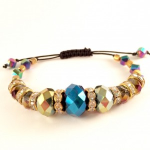 The Jewels of Taj Mahal Bracelet