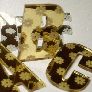 impact letters,initial letters,laser cut letters,snapback letters