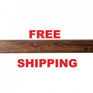 """Fireplace mantel Shelf Floating Solid Wood Pine Beam Fireplace Mantle Mantel sold unfinished with PROMO FREE SHIPPING! (4"""" ver)"""