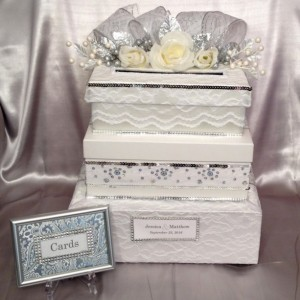 Card Box for Wedding,White Wedding Card Box,Wedding,Wedding Centerpiece,White Wedding Dress,Wedding Invitation,Quinceanera,Sweet 16