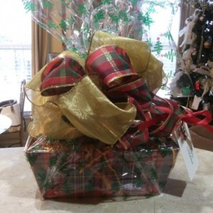 Peppermint Mocha Gift Basket