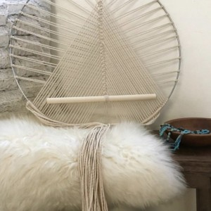Macrame Wall Art Home Decor