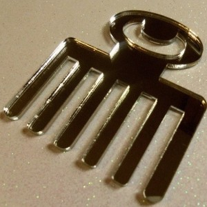 comb charms,laser cut,hair charms,laser cut charms,