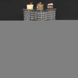 crystal cake Display Stand - Weddings - Parties - Craft Fairs C crystal bling 3 Tiered