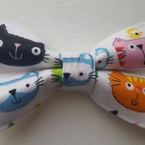 Cat pet bow tie