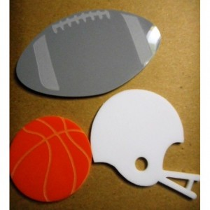 sports charms,laser cut,football charms,basketball charms