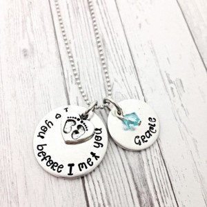 gifts for mom, mom necklace, personalized baby name necklace, mom necklace with kids names, mom necklace kids, mother's day gift