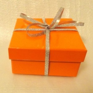 Gift Box Soaps~Handmade Natural Cranberry Soap & Rose Soap
