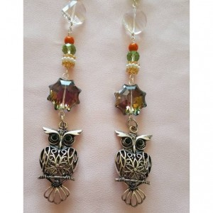 Pull Chains - Spooky Owl