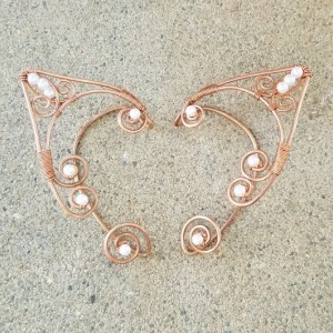 Elegant Elf Ear Cuffs