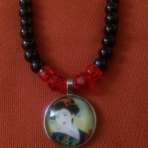 Geisha Necklace