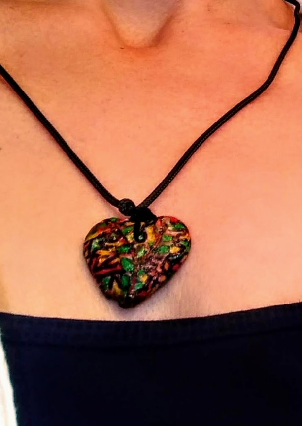 Necklace/ Hand made