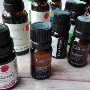 Aromatherapy Rollers/ Massage Oils/ Body Oils/ Facial Oils