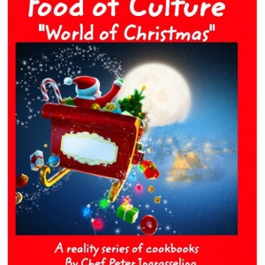 """Food of Culture"" cookbook ""World of Christmas"""
