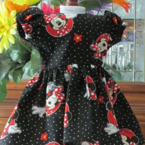 """18"""" Doll Party Dress"""