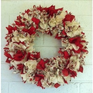 Holiday Cardinal Wreath, Christmas Wreath, Christmas Front Door Wreath, Fireplace Wreath, Cardinal Wreath, Holiday Front Door Wreath
