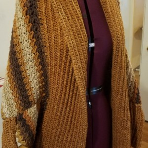 Woman's Cocoon Sweater