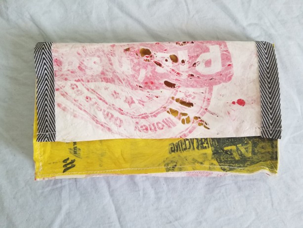 Recycled Clutch